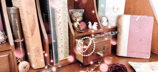 Adeara's Secretary Desk