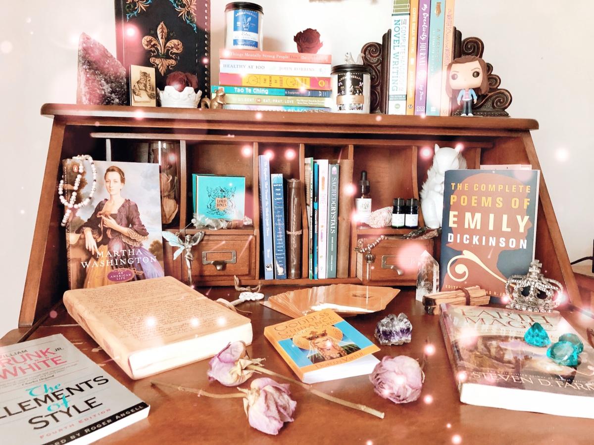 Multifaceted Secretary Desk